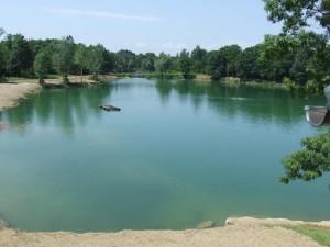 jezero Laminci