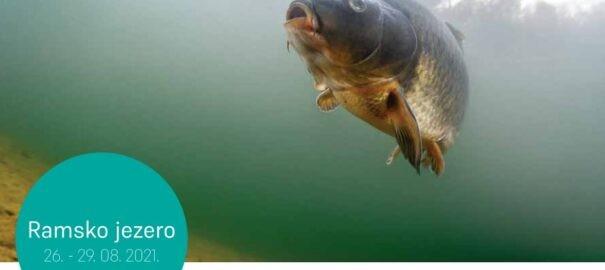 Ramsko jezero: Od 26. do 28. avgusta 12. Kup Jadransko-podunavskih zemalja u lovu šarana i amura